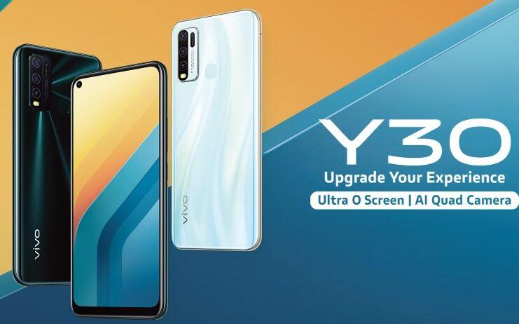 Harga dan Spesifikasi Vivo Y30 di Indonesia